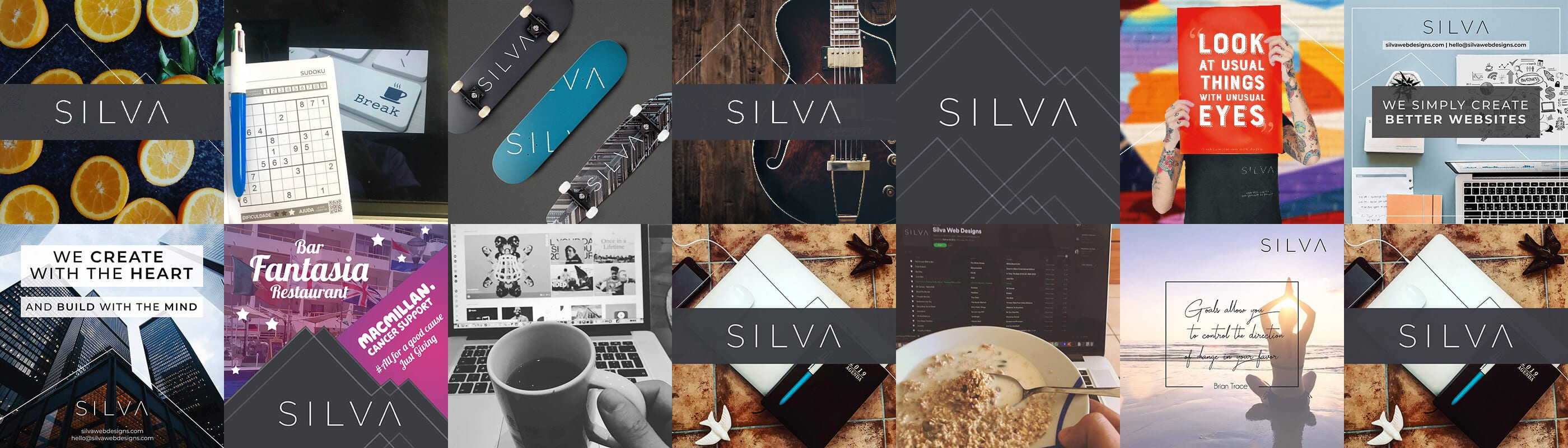 Silva Web Designs - Journey - Our Portfolio