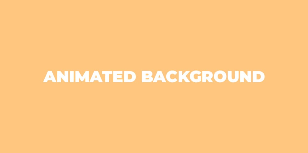 Related - How to Create A Simple Looping Background Colour Animation With CSS